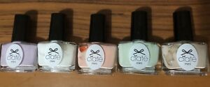 5$ for 10 Brand new nail polishes!