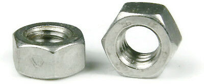 - 316 Stainless Steel Two Way Reversible Lock Nuts - All Sizes - QTY 100