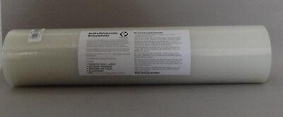 Schutzfolie 50 my  transparent 50cm 100m Folie Glasschutzfolie selbstklebend