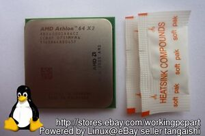 AMD Athlon 64 X2 6000+ 3 GHz AM2 Dual Core ADX6000IAA6CZ CPU Processor