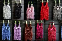 Soft lace petti rompers for babies/kids. 16 colours! sizes:S/M/L