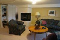 Short Term Rental Suite In Quiet Area in Aurora $400/week