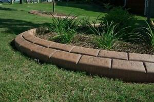 Upgrade your property with permanent concrete landscape borders! Sarnia Sarnia Area image 2