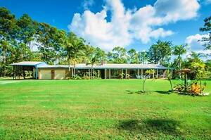 NOOSA COUNTRY HOME ON ACREAGE NEAR LAKE WITH FLAT POTENTIAL Tewantin Noosa Area Preview