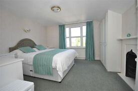 One Bed Riverside Penthouse / Apartment in the Heart of Staines