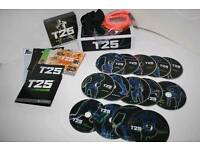 T25 workout + Gamma workout - New - price includes recorded delivery
