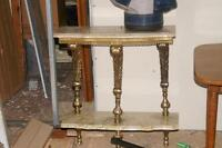 knick knack console table