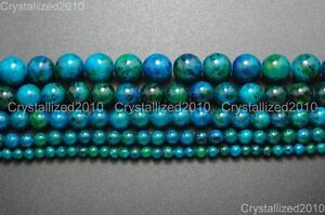 Synthetic-Chrysocolla-Gemstone-Round-Loose-Beads-4mm-6mm-8mm-10mm-12mm-16-Pick