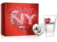 DKNY My NY 50ml EDP Spray / 100ml Body Lotion - BRAND NEW - GIFT SET - UK