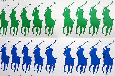 Set 15-3.0'' Polo Stickers ,Party decoration, Baby shower,Polo party