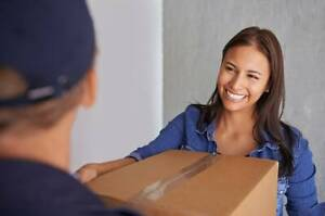 Work when it suits you. Deliver parcels in Morayfield & surrounds