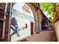 Great West London Rehearsal Rooms - Weekday Solo Practice from £5/h