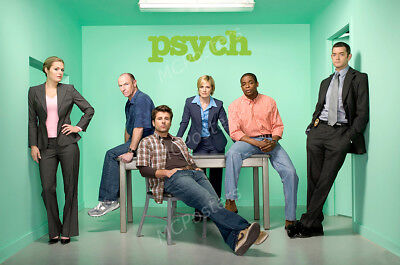 Posters USA - Psych TV Show Series Poster Glossy Finish - TVS662