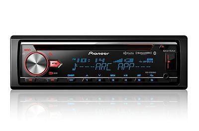 $129.53 - Pioneer DEH-X7800BHS 1-DIN Car Stereo In-Dash Bluetooth CD Receiver w/ HD Radio