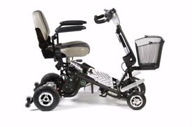 Quingo Air Mobility Scooter ***Low price for quick sale