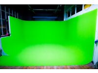 London Film, Photography and Green screen Studio for Hire / Film Cove / With Lighting Included