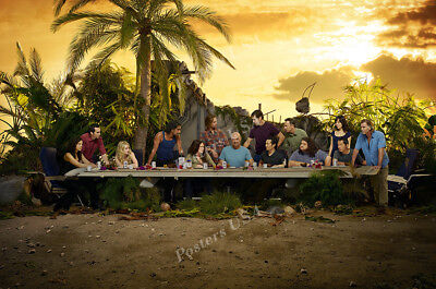Posters USA - Lost TV Show Series Poster Glossy Finish - TVS153