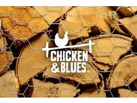 Chicken & Blues are recruiting Front of House Staff for our Boscombe Store.