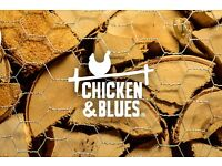 Chicken & Blues - Waiting Staff Required for Ashley Cross Store