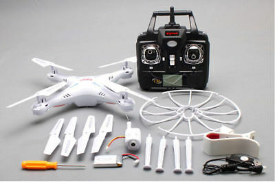 Syma X5SW-V3 Wifi FPV Explorers 2.4Ghz 4CH RC Quadcopter Drone with HD Camera