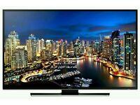 "Samsung 48"" LED 4K UHD smart tv wifi built USB MEDIA PLAYER HD FREEVIEW and freesat ."