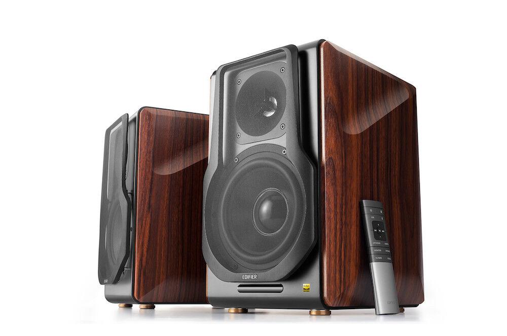 Edifier S3000pro Audiophile Altavoces activos con Bluetooth 5.0 Inalámbrico