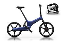 NOW SOLD Save £1000.00 on early New GoCycle G3 Electric Bike with All Accessory Packs Included