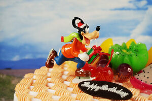 Disney-Figure-Model-Goofy-Gift-Cake-Topper-Decoration-A597-C