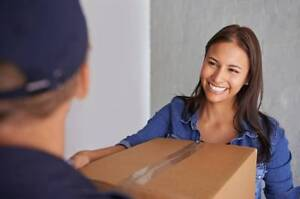 Work when it suits you. Deliver parcels in Belconnen & surrounds