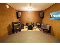 Rehearsal Studios in West London