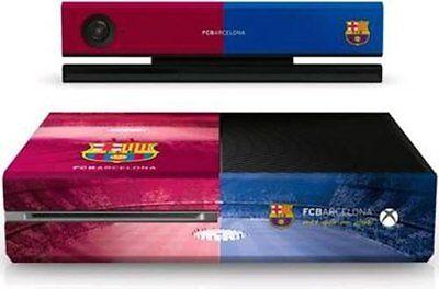 FC Barcelona Xbox One Konsole Designfolie Skin NEU