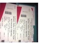 Anthony Joshua VS Carlos Takum FLOOR/Ringside seats £215 each