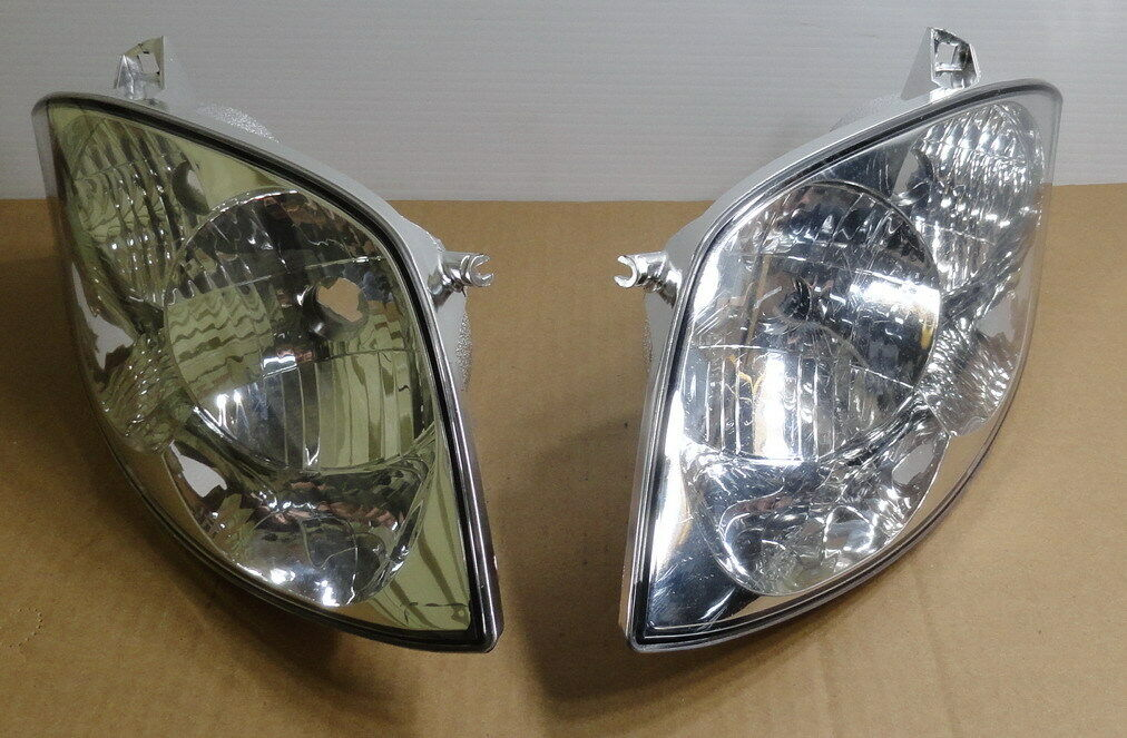 GENUINE SNOWMOBILE ARCTIC CAT HEADLIGHT ASSY RIGHT & LEFT 0609-848   0609-849