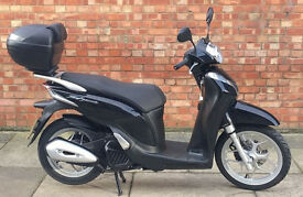 Honda SH Mode 125, Excellent condition with low mileage