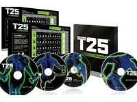 T25 workout by Shaun T - New - Price includes recorded delivery
