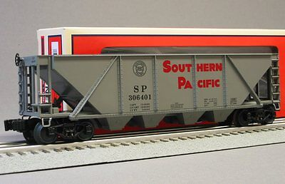 LIONEL SOUTHERN PACIFIC HOPPER 6-30167 coal o gauge train car 6-15067 on Rummage