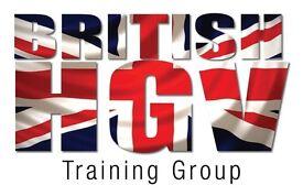 Hgv / Lgv / Pcv Training, Cpc courses, Bus & Coach Tuition,