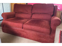 Medium Size two seater settee