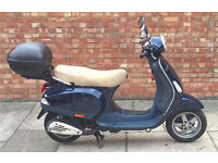Piaggio VESPA LX 50, Perfect commuter with warranty
