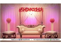 Wedding Stages, Mehndi Stages, Wedding Decoration, Chair Covers, Table Decoration, Catering