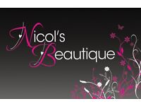 Beauty Therapist Full or Part Time (Reading)