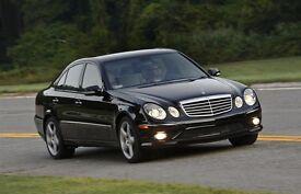 Mercedes E class diesel automatic
