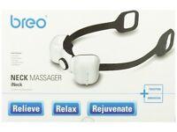 Breo iNeck Shiatsu Massager New in Box