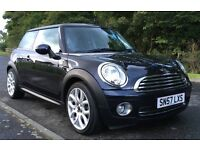 2007 (57) Mini Cooper Auto with Pepper Back. Low Mileage, Very well looked after