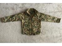 BTP camouflage KOMBAT trooper jacket (M) perfect for airsoft.
