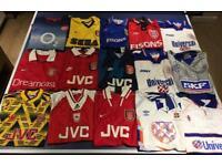 Football Shirts wanted
