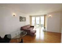 AVAILABLE NOW! Stunning 1 bed flat with RIVER VIEWS in Canary Wharf. SEACON TOWER/ CONCIERGE/ GYM.