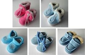 108x PEEKABOOT SLIP ON BABY SHOES
