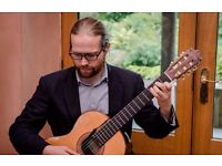 Classical/Acoustic Guitar Lessons Guitar Teacher for All Levels Cardiff