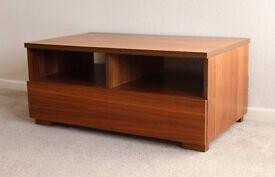 Wooden Retro Modernist TV Unit